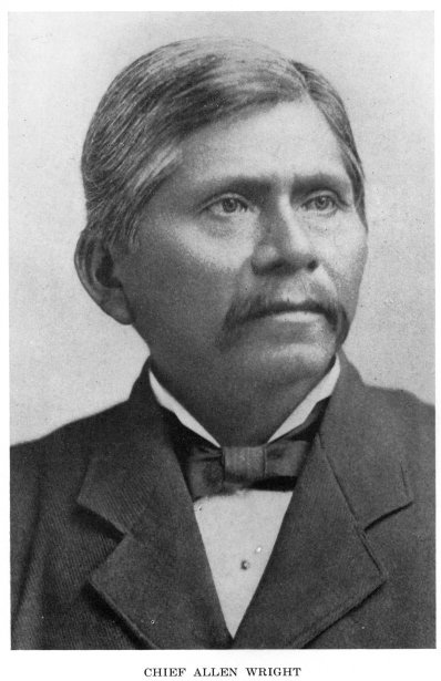 Chief Allen Wright