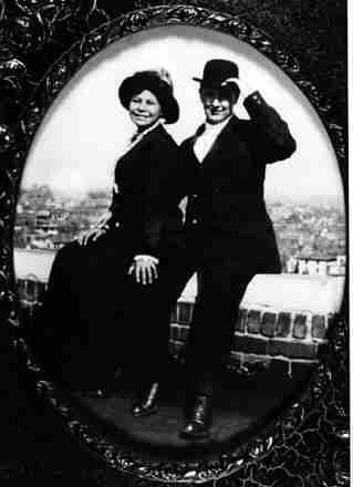 Emma Newashe McAllister & Frederick McAllister