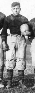 Bergie, Joe from 1912 line photo