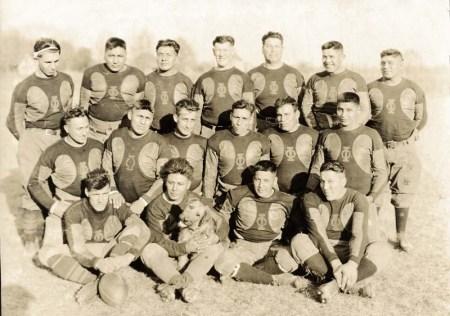 1923 Team photo